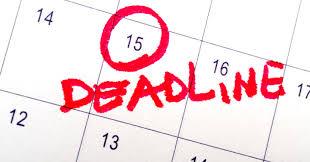 Tax Extension Deadline Is Oct. 15: Three Last-Minute Reminders